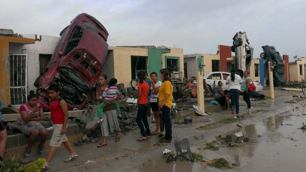 Tornado Coahuila