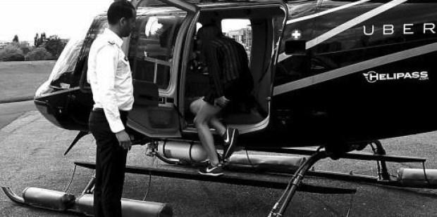 UBER:Chopper