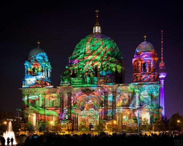 luces Bellas Artes