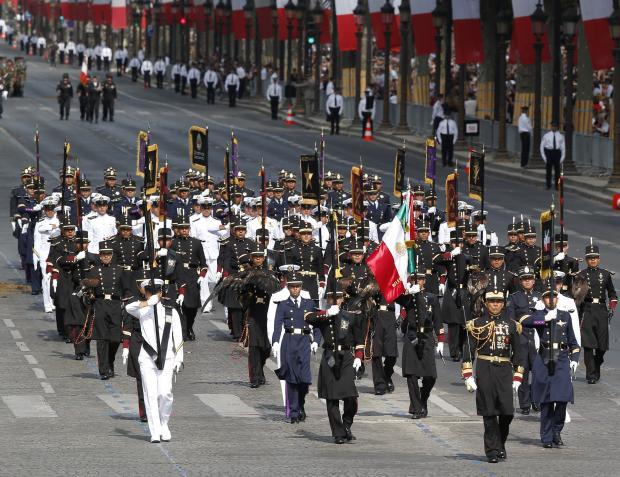 Desfile Bastilla
