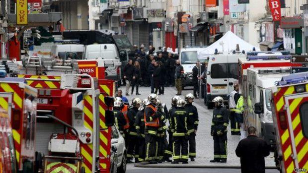 Ataques París