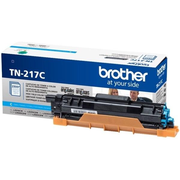 Заправка картриджа Brother TN-217C в Москве