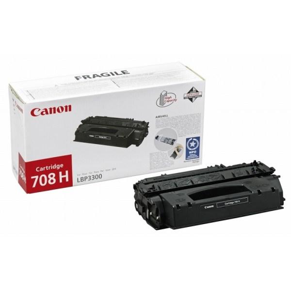 Заправка картриджа Canon 708H в Москве