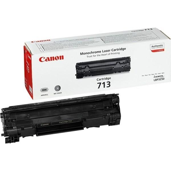 Заправка картриджа Canon 713 в Москве