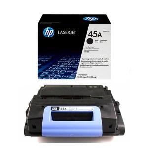 Заправка картриджа HP 45A (Q5945A) в Москве