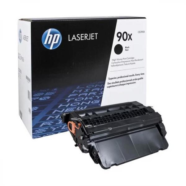 Заправка картриджа HP 90X (CE390X) в Москве