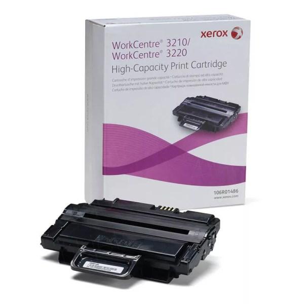 Заправка картриджа Xerox 106R01487 заказать в Москве