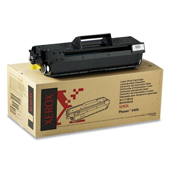 Заправка картриджа Xerox 113R00495 в Москве