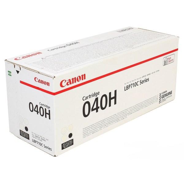 Заправка картриджа Canon 040H Bk в Москве