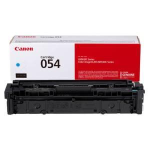 Заправка картриджа Canon 054 C в Москве