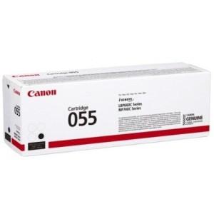 Заправка картриджа Canon 055 Bk в Москве