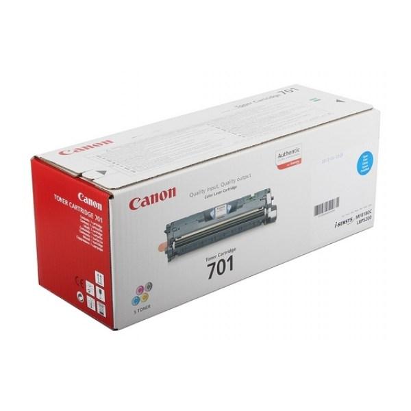 Заправка картриджа Canon 701C в Москве
