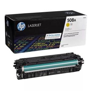 Заправка картриджа HP 508A (CF362A)