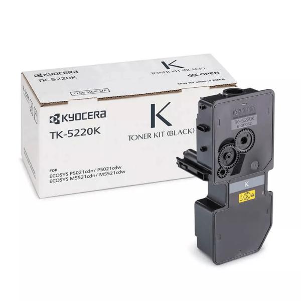 Заправка картриджа Kyocera TK-5220K в Москве