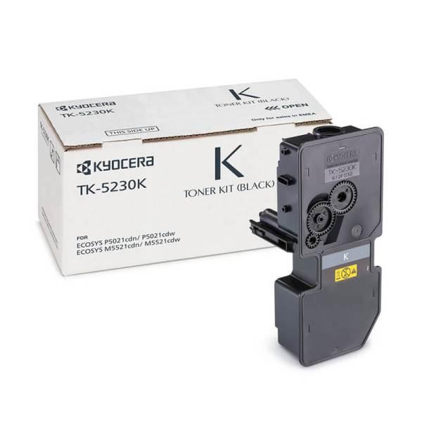 Заправка картриджа Kyocera TK-5230K в Москве