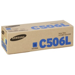 Заправка картриджа Samsung CLT-C506L в Москве