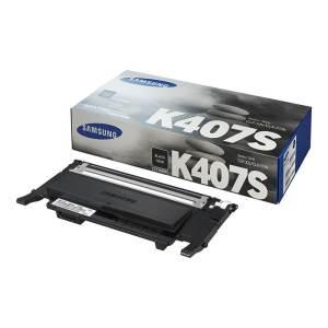 Заправка картриджа Samsung CLT-K407S в Москве