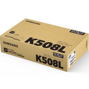 Заправка картриджа Samsung CLT-K508L в Москве