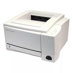Заправка HP LaserJet 2100