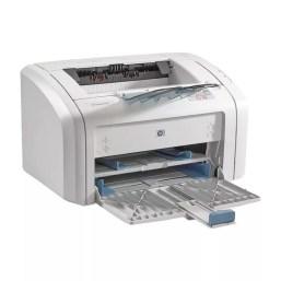 Заправка HP LaserJet 1018