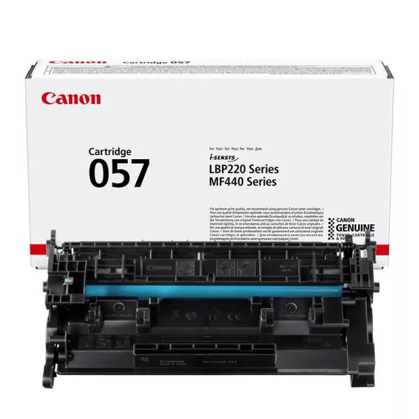 Заправка картриджа Canon 057 в Москве