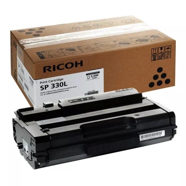 Заправка картриджа Ricoh SP 330 в МосквеL