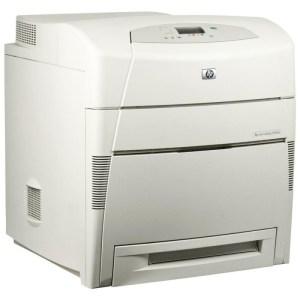 Заправка HP Color LaserJet 5500