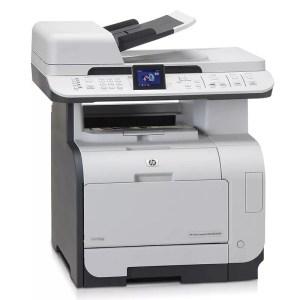 Заправка HP Color LaserJet MFP CM2320