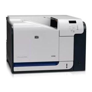 Заправка HP Color LaserJet CP3525