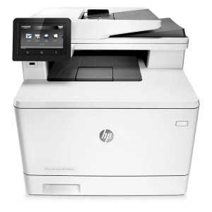 Заправка HP Color LaserJet Pro MFP M477