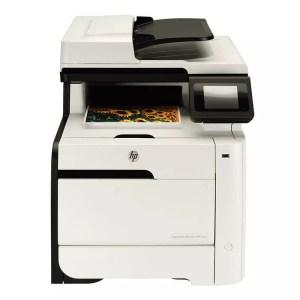 Заправка HP LaserJet Pro 300 MFP M375nw