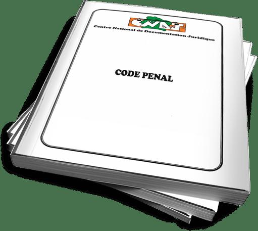 Code pénal ivoirien