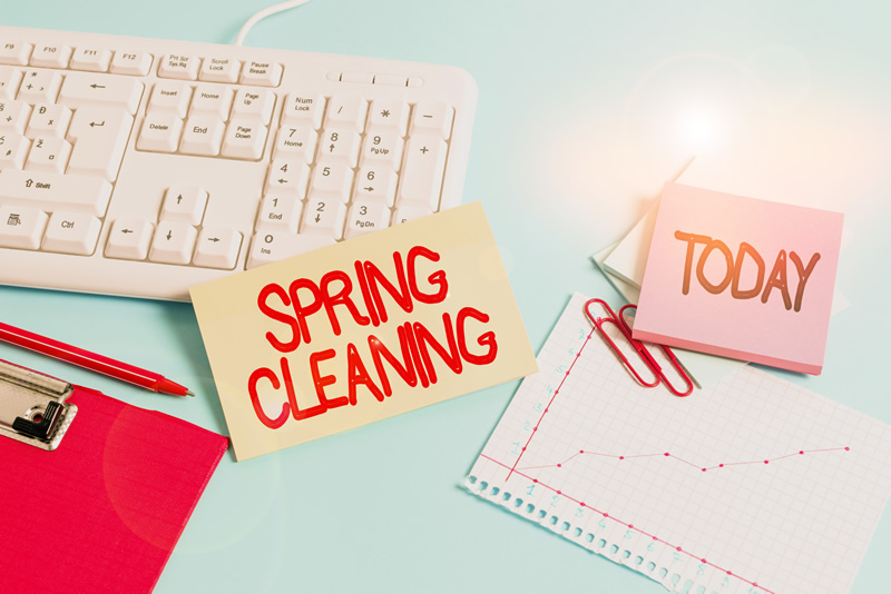 Spring Cleaning Your ivolunteer.com Account