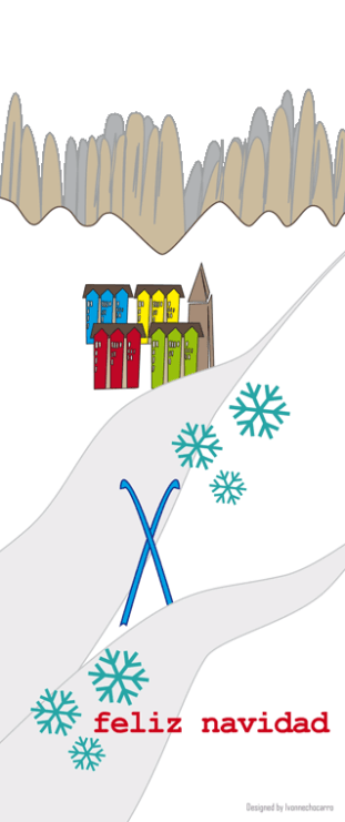 retro_skiing_xmascard