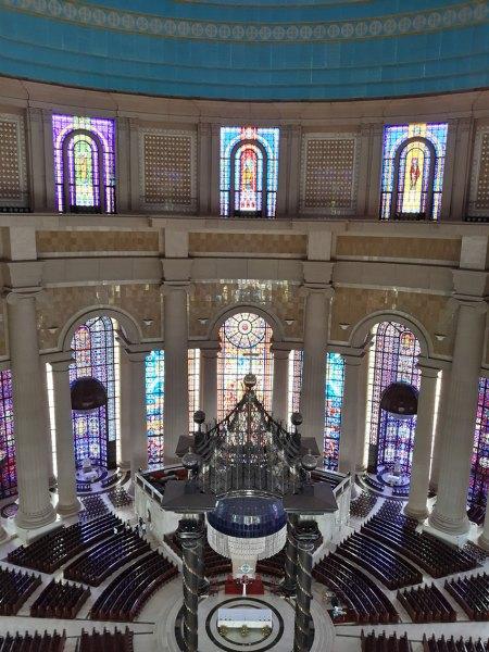 Basilique Notre Dame de la Paix de Yamoussoukro Côte d'Ivoire