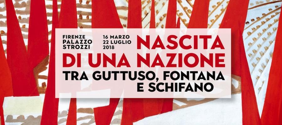 Nascita di una Nazione mostra Palazzo Strozzi Comunicazione digitale Social Ivo Riccio