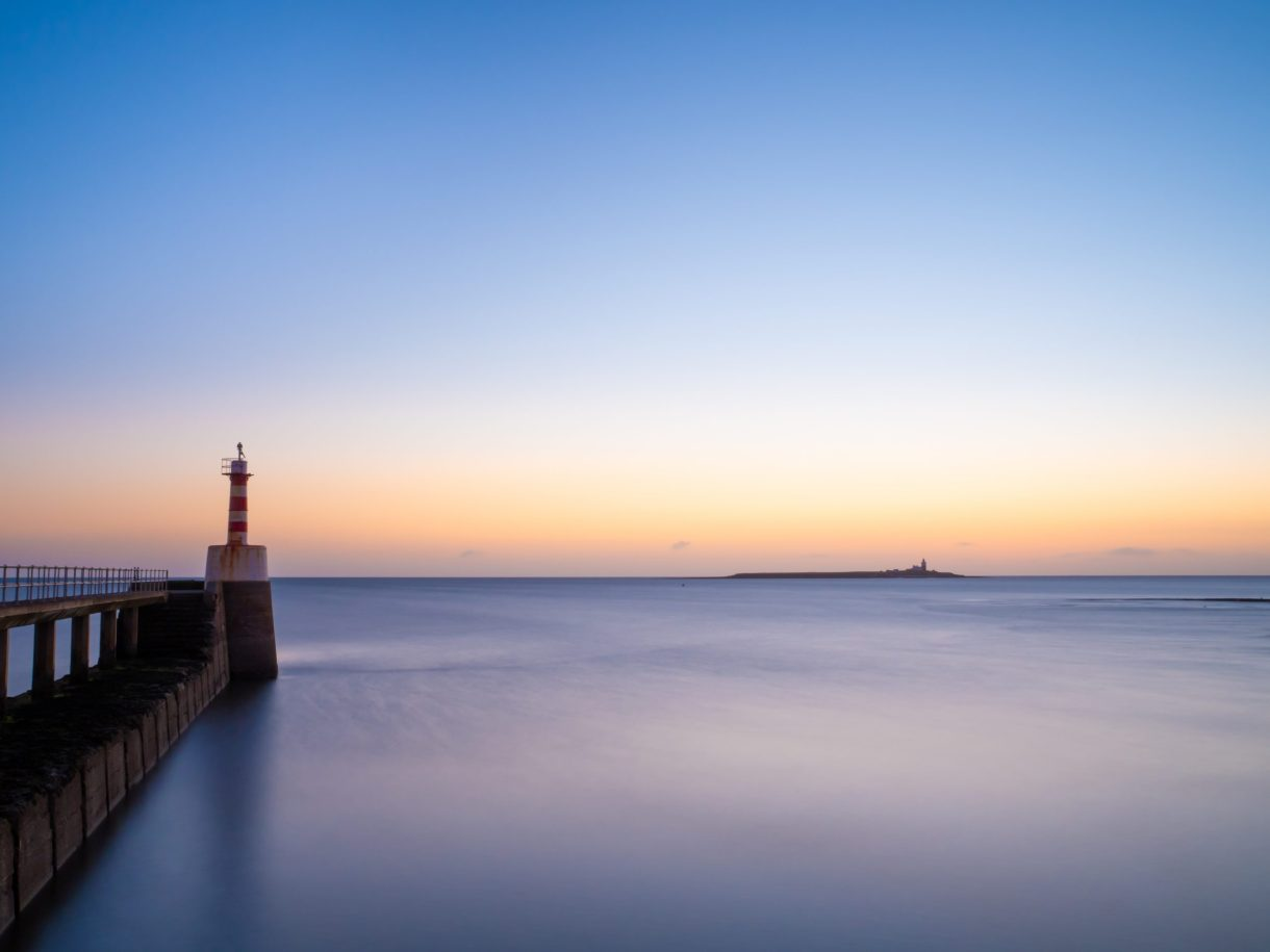 Coquet Island Dawn