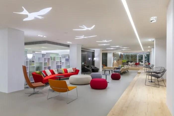 Hong Kong: Finest Design Nest Coworking Offices
