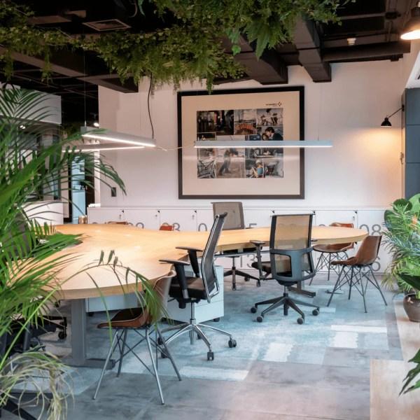 workspace - consultoria y gestion del espacio - diseño de oficinas - ivory - vinci energies