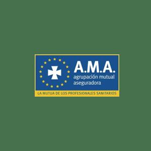 Logo A.M.A - Clientes Ivory - Diseño y creación de espacios laborales