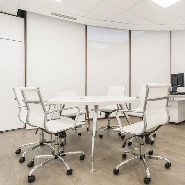 Oficinas conaif, diseño de oficinas, gestión del espacio , ivory