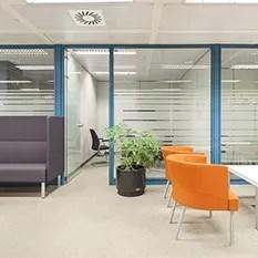 oficinas dell computer españa, gestión del espacio, diseño de oficinas, ivory