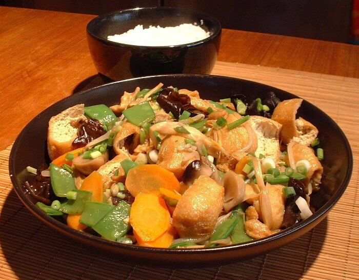 New Year Special: Combining the fads in 1 dish to create a healthy dish… supposedly