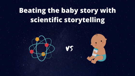 Creating better scientific stories. Should we fight fake fire with fire?