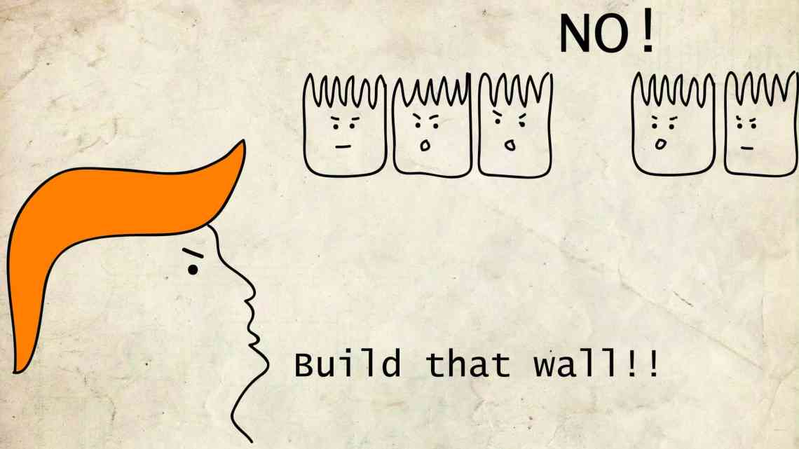 Biology vs. Trump: do we need a wall? | Liquid–liquid phase separation