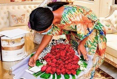 osibanjo wife birthday celebrating