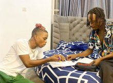 "Lyta joins Naira Marley record label ""Marlian Music"""