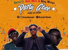 Krymi – Party Gbee ft. Kofi Mole & King Maaga mp3 download free