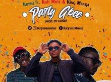 Krymi – Party Gbee ft. Kofi Mole & King Maaga mp3 download free