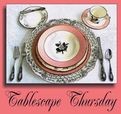 tablescape-thursday
